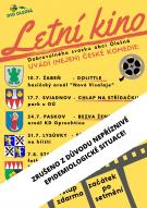 AKCE ZRUŠENA - Letní kino DSO 2
